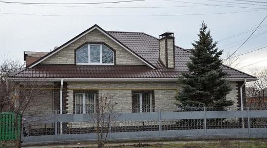 Использование винилового сайдинга «альта-сайдинг» для отделки фасада дома