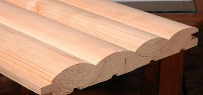 Обзор видов блок хауса из дерева