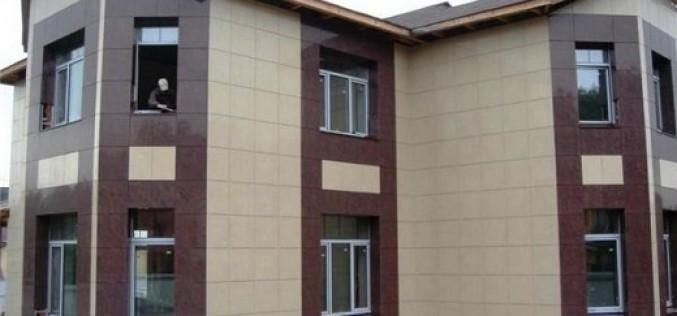 Рекомендации по устройству керамогранита для фасада