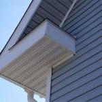 Руководство по отделке карниза крыши сайдингом