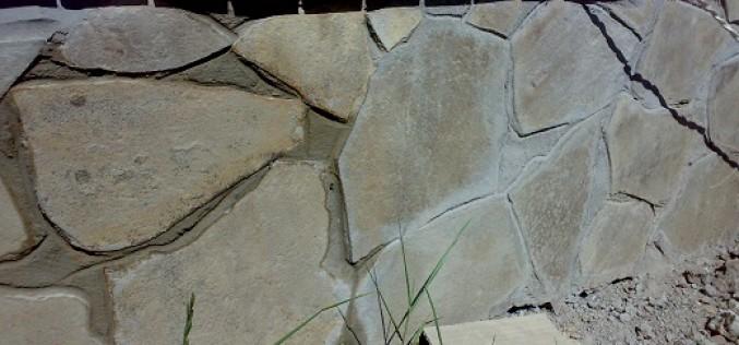 Руководство по отделке цоколя камнем