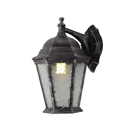 Пример настенного уличного светильника