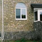 Преимущества применения искусственного камня для фасада