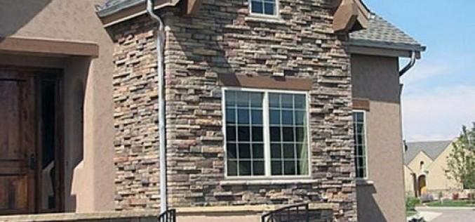 Обзор видов облицовочных камней для фасада