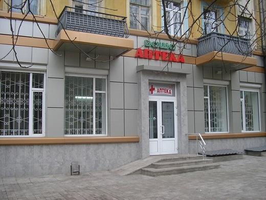 На фасаде этого дома использована керамогранитная плитка для фасада