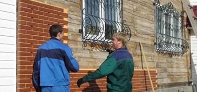 Руководство по отделке фасада деревянного дома