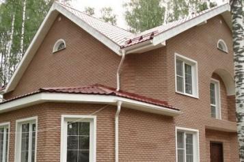 Характеристики и фото облицовочной плитки для фасада