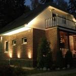 Обзор видов освещения фасадов зданий