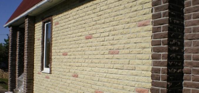 Обзор панелей для фасада под камень