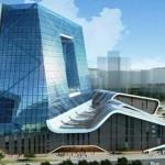 Обзор видов и систем остекления фасадов зданий