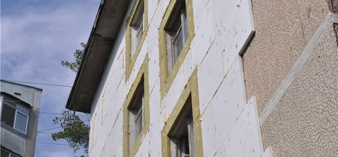 Рекомендации по утеплению фасадов пенопластом