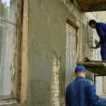 Обзор технологий ремонта фасадов