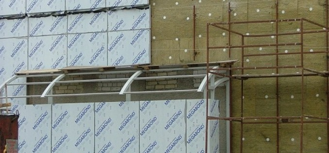 Руководство по устройству теплоизоляции фасада
