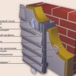 Руководство по монтажу вентилируемых фасадов
