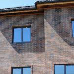 Как проводится облицовка фасада способом баварской кладки?