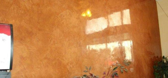 Декоративная венецианская штукатурка для отделки стен: обзор