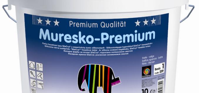 Производитель фасадной краски Капарол: обзор видов и цен