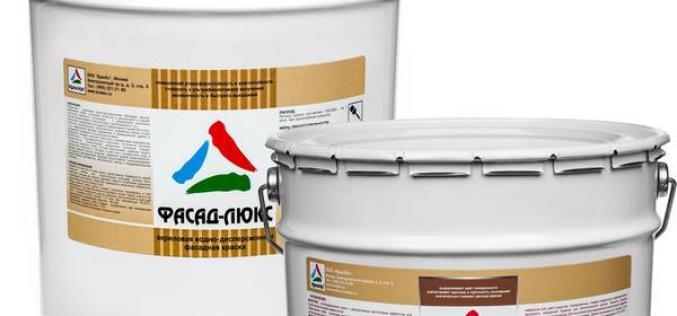 Особенности краски для бетонных фасадов: какую лучше выбрать