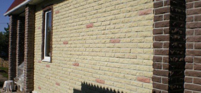 Панели под кирпич для наружной отделки фасадов: обзор