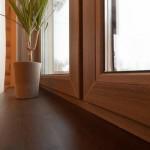 Из чего состоят ламинированные окна и их виды: обзор