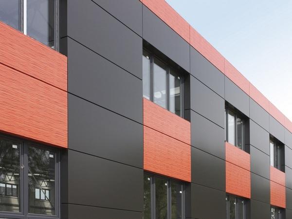 Навесные вентилируемые фасады Краспан