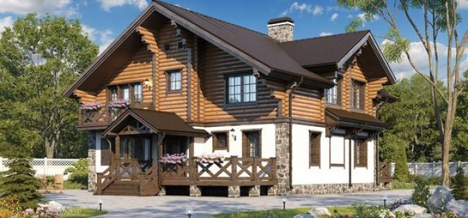 Как выглядят дома и коттеджи в стиле шале: обзор проектов