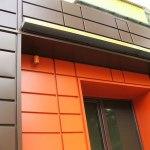 Инструкция по облицовке вентилируемого фасада металлокассетами