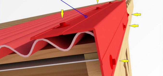 Что такое ветровая планка для кровли и как ее установить
